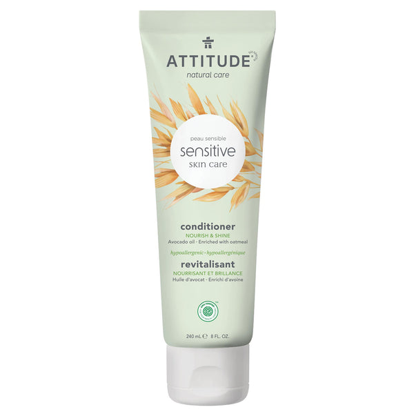 ATTITUDE Sensitive skin Nourish & Shine Conditioner Avocado oil 60113_en?_main?