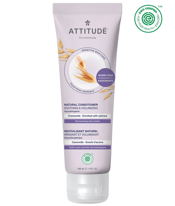 ATTITUDE Sensitive skin Soothing and Volumizing Conditioner Chamomile 60114_en?_main?