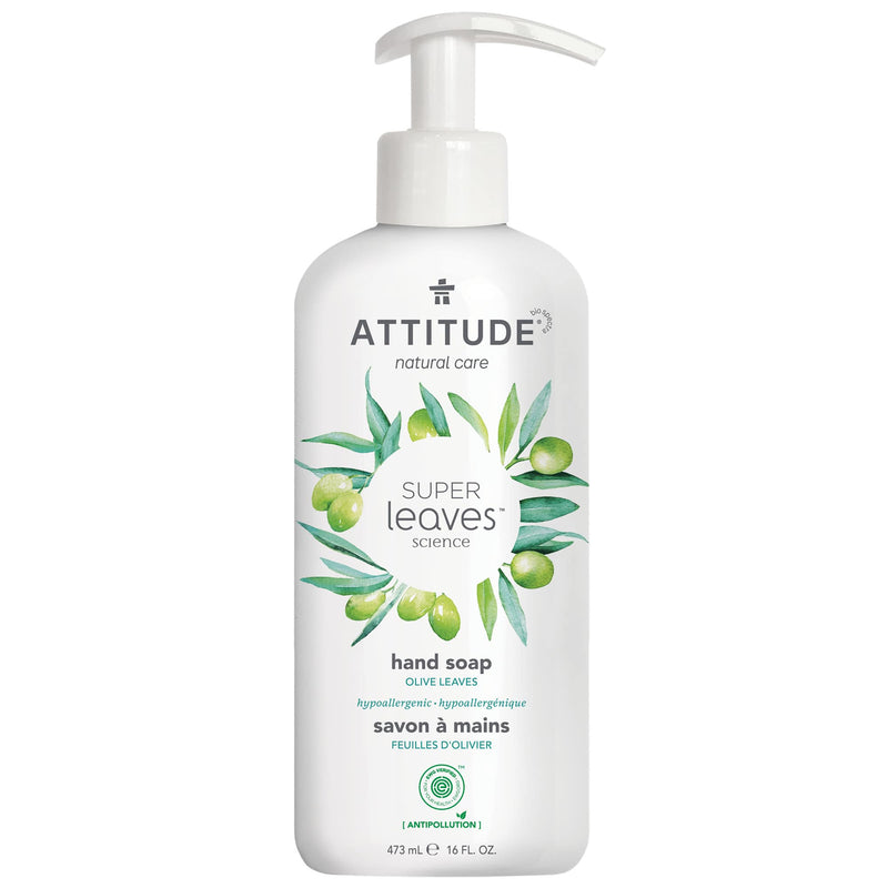 ATTITUDE Super leaves™ Liquid Hand Soap Olive Leaves _en?_main?