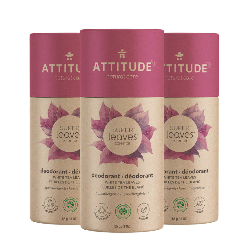 Bundle of 3 Biodegredable Deodorant White Tea Leaves _en?_main?
