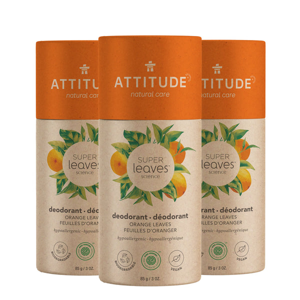 Bundle of 3 Biodegredable Deodorant Orange Leaves _en?_main?