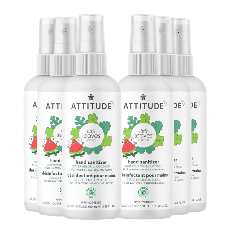 Hand Sanitizer little leaves™ - Watermelon & Coconut _en? _bundle?