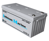 48V Lithium-ion battery with integrated B.M.S