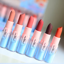 Load image into Gallery viewer, Waterproof Matte Moisturize Solid Lipstick - MakeupStore