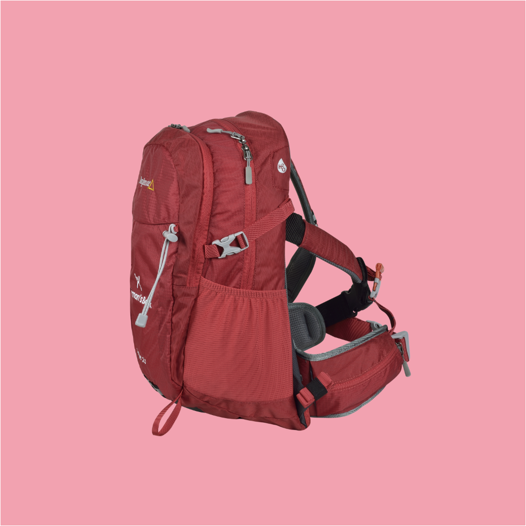 CAROLINE🌷 - Alpina Active 25 L Red (S-M)