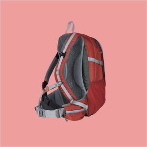 ANNE 🌼 - Alpina Backpack Doufour 30 L Red (M-L)
