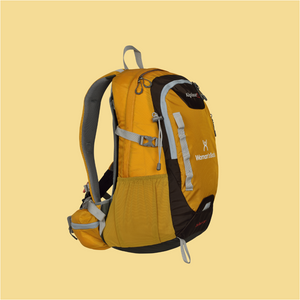EVE 🌻 - Alpina Backpack Doufour 30 L Yellow/Brown (M-L)