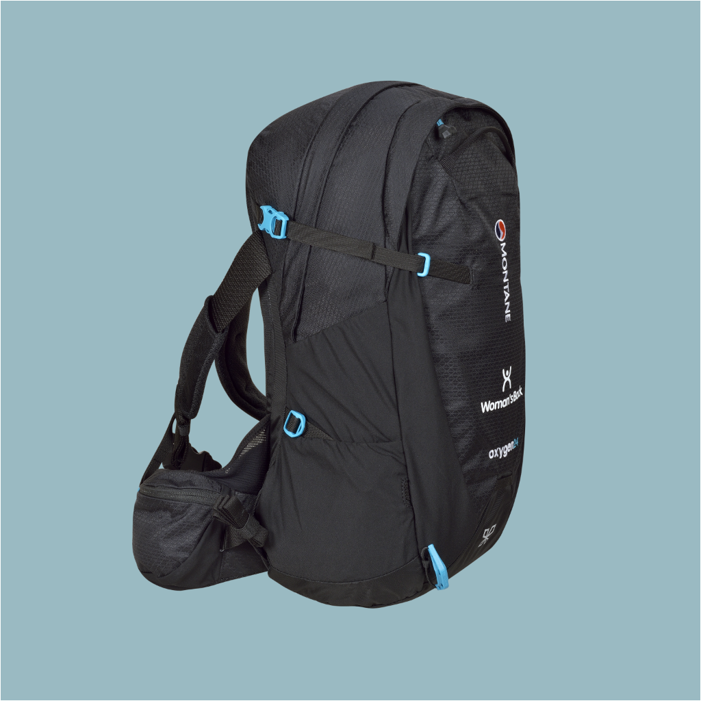 MARY🌸 - Montane Women's Oxygen 24 L Black (S-M/M-L)