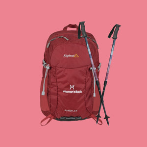 WOMAN'SBACK® PACK