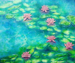 Water Lilies: Ode to Monet