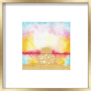 Sunrise Original Painting: Pastel Perfection 1