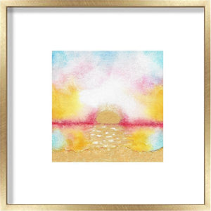 Sunrise Original Painting: Pastel Perfection 2