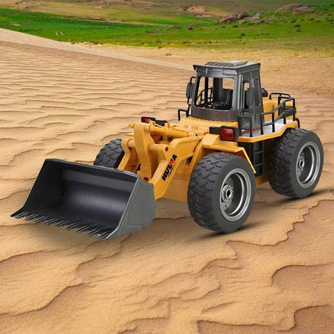 RC Metal Bulldozer
