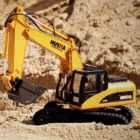 Alloy RC Excavator