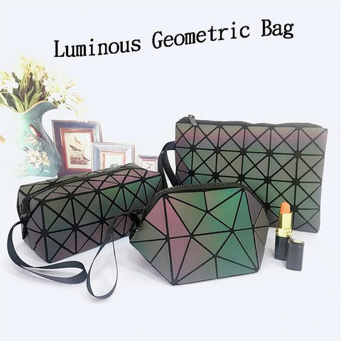Luminous Multi-Function Cosmetic Bag