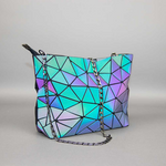 Luminous Chain Purse