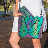 Luminous Tote Hand Bag