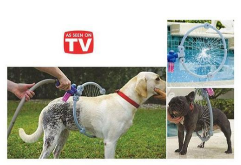 Woof Washer 360 Degree Pet Shower Tool