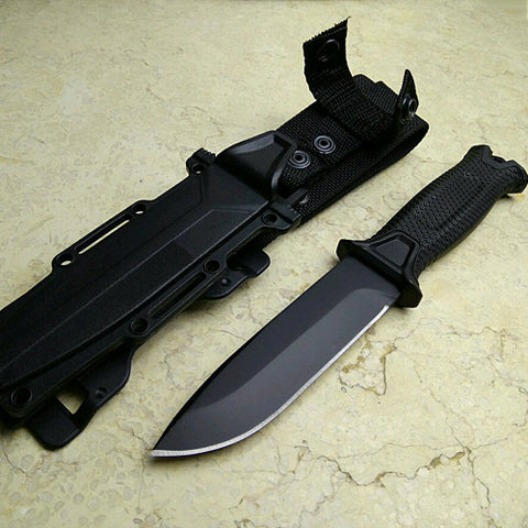Military Grade Survival Knife with Sheath