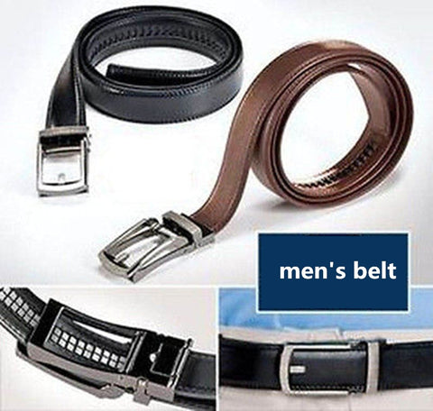 Men's Casual Comfort Click Belt