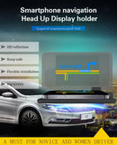 Universal HUD Smartphone Heads Up Display Projector