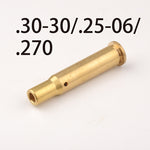 New Red Dot Laser Brass Bore Sight Cartridge