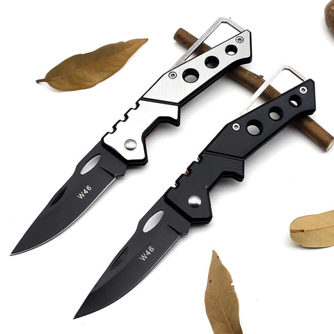 Stainless Tactical Folding Survival Pocket Knife