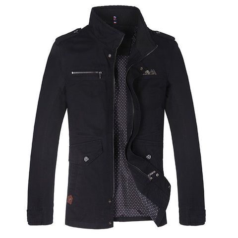 Spring & Autumn High End Men's Jacket