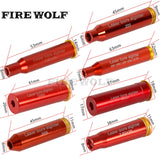 FIRE WOLF Red Hunting Red Laser Bore Sight