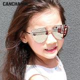 Luxury Cat Eye Children's Sunglasses
