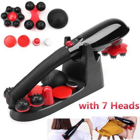 Apex Felt Pad 5-Speed Cordless Percussion Handheld Massager