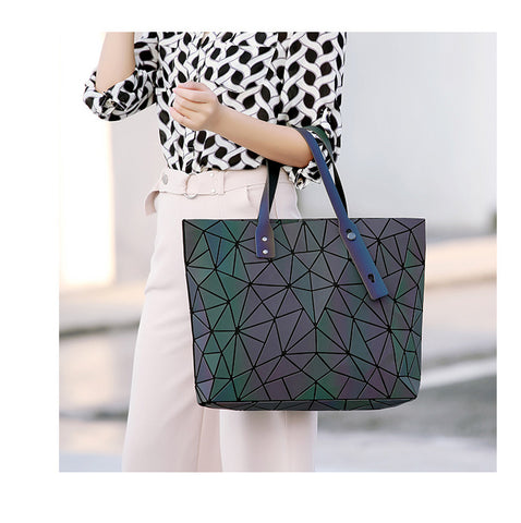 Luminous Casual Tote Bag