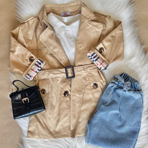 Brooklyn Trench Coat
