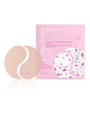 MoodPatch® Happy Place Eye Gels - 5 Pairs