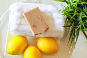 Coconut Lemongrass Bar Soap