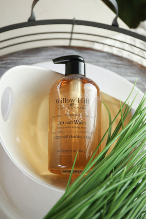 Coconut Lemongrass Artisan Wash