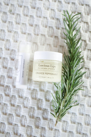 Luscious Lips Exfoliating Scrub