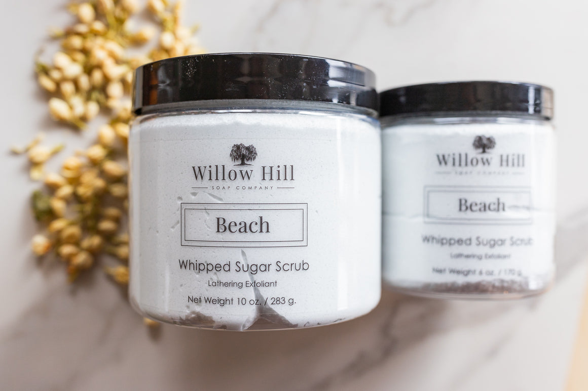 Beach Whipped Sugar Scrub