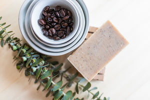 Coffee Eucalyptus Bar Soap