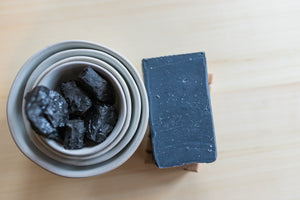 Charcoal and Tea Tree Bar Soap