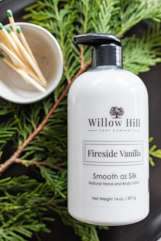 Fireside Vanilla Lotion