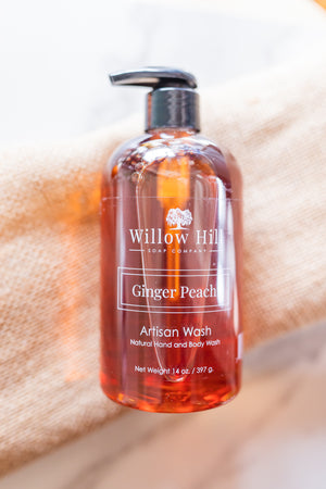 Ginger Peach Artisan Wash