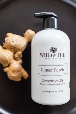 Ginger Peach Lotion