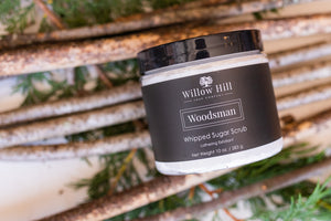 Woodsman Whipped Sugar Scrub