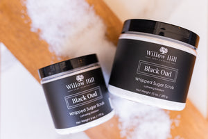 Black Oud Whipped Sugar Scrub