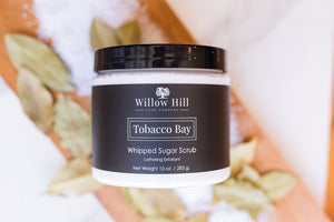 Tobacco Bay Whipped Sugar Scrub