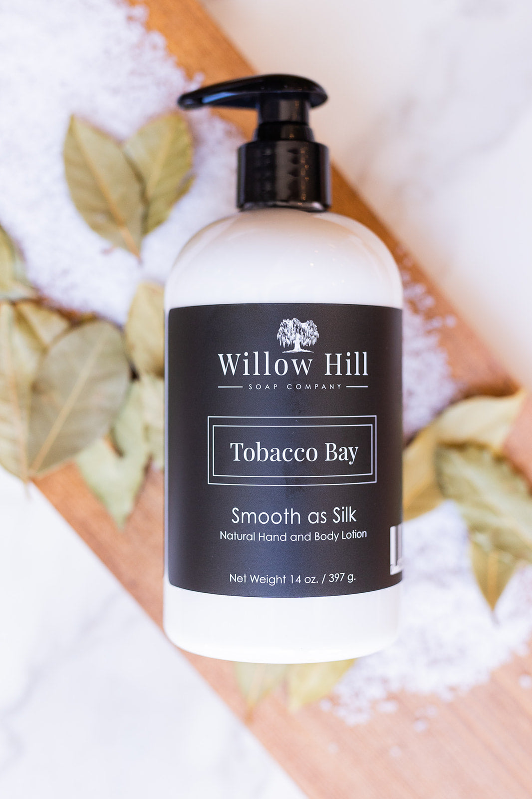 Tobacco Bay Lotion