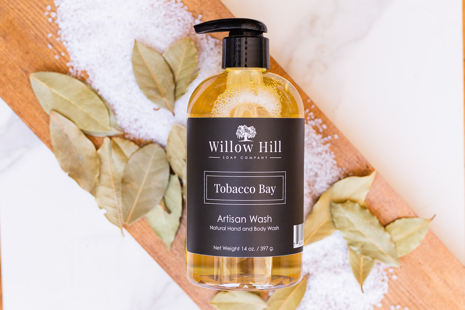 Tobacco Bay Artisan Wash