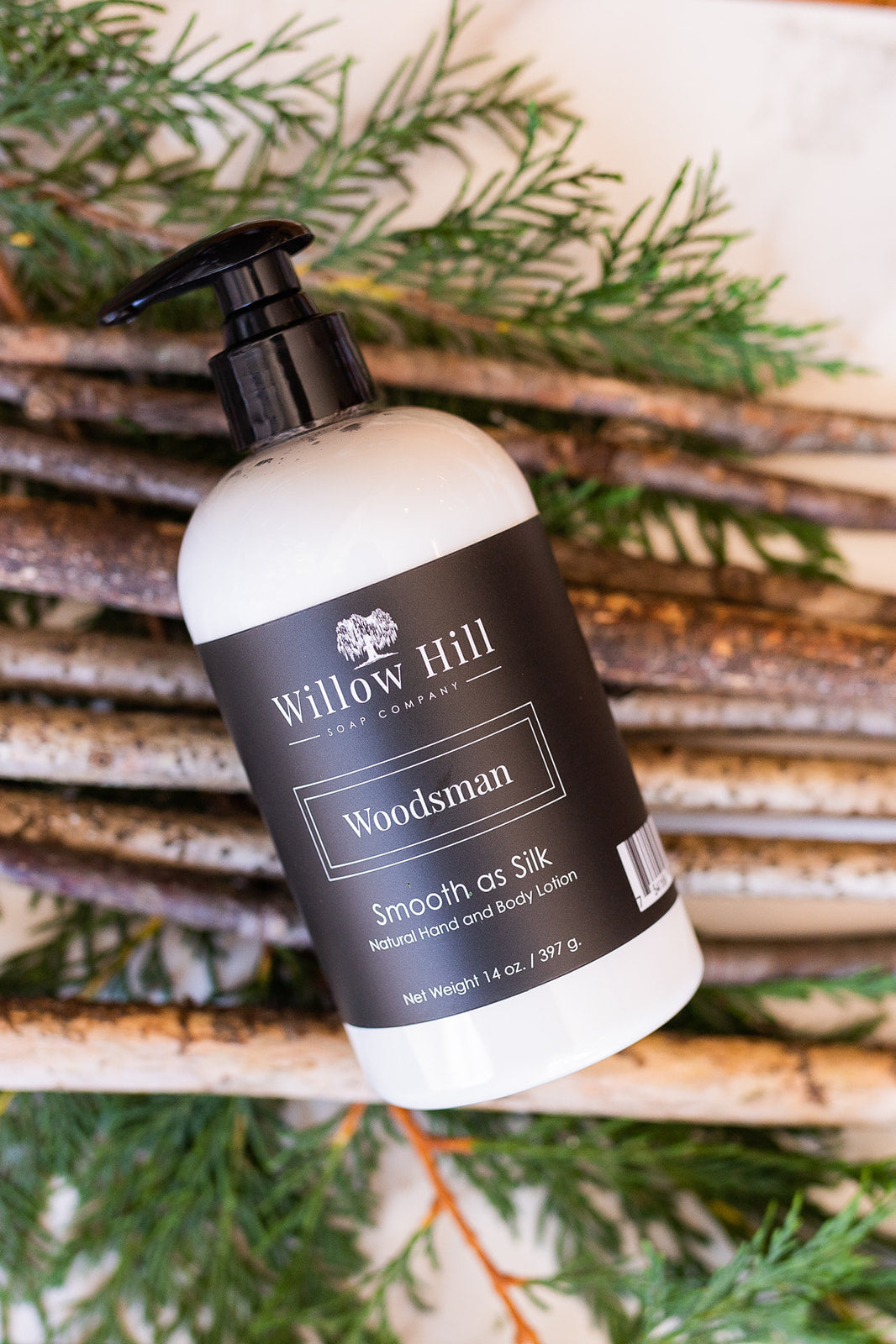 Woodsman Lotion