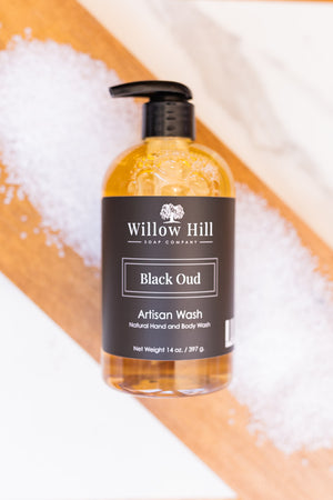 Black Oud Artisan Wash